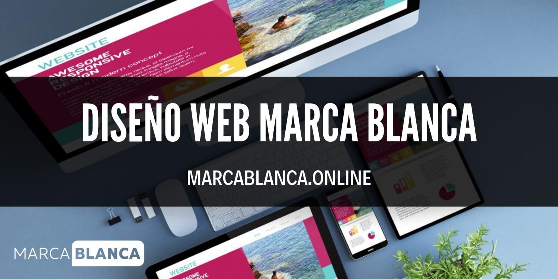 diseño web marca blanca