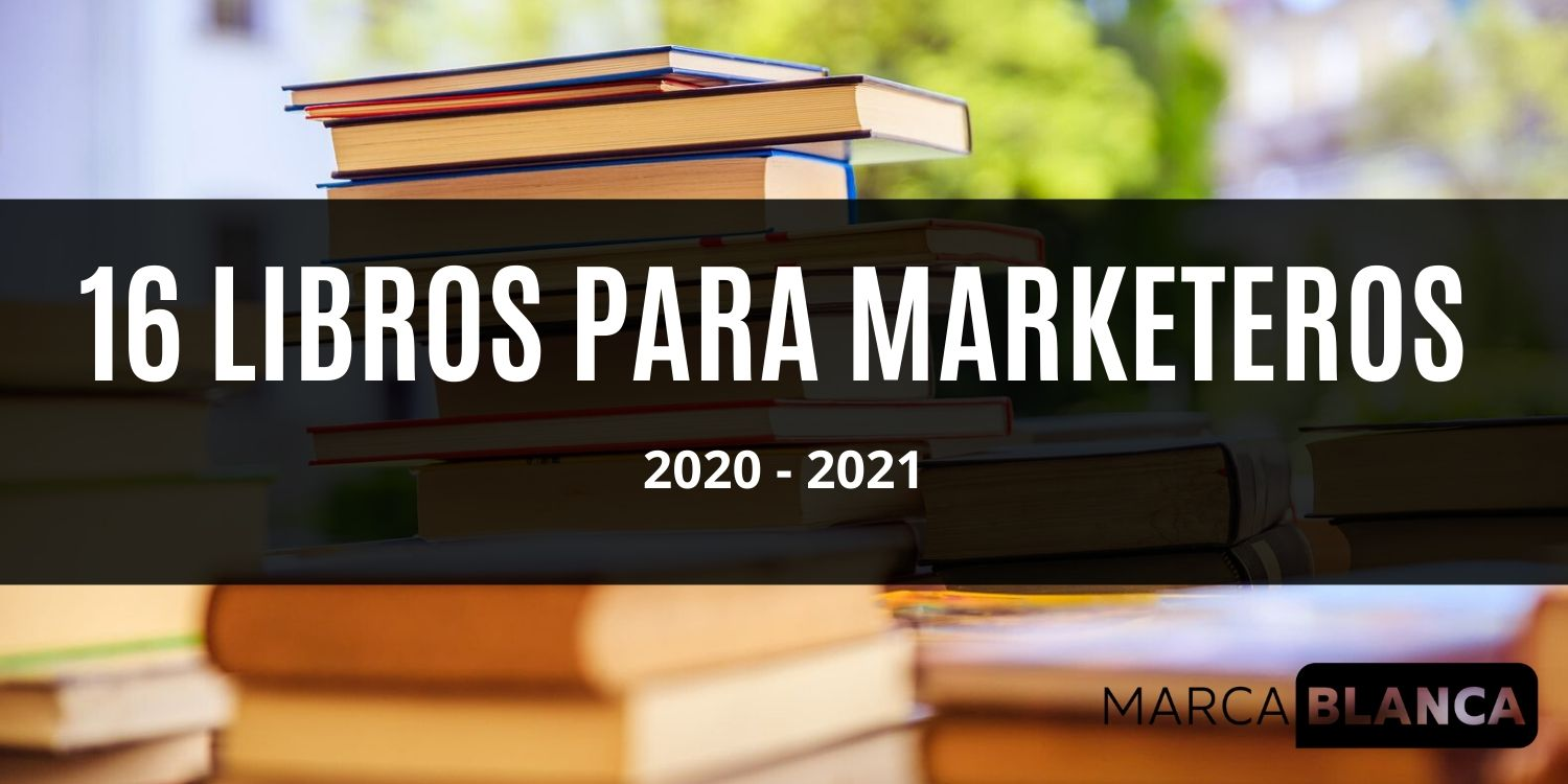 libros marketing 2020 - 2021